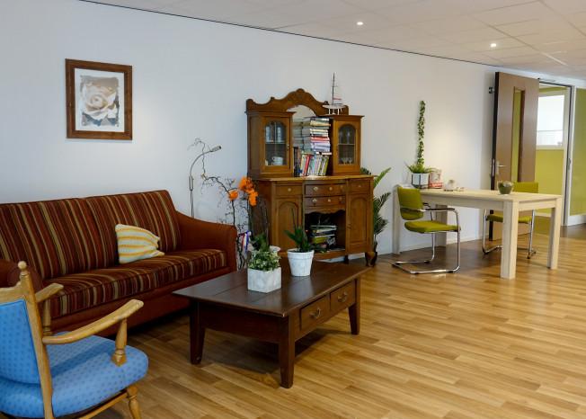 Zorggroep Noordwest-Veluwe, zorglocatie Schauw Putten, een huiskamer voor alle bewoners