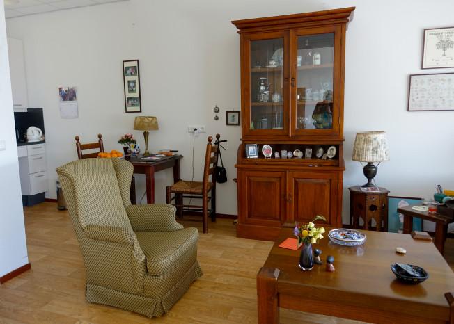 Zorggroep Noordwest-Veluwe, zorglocatie Schauw Putten, kamer van bewoner