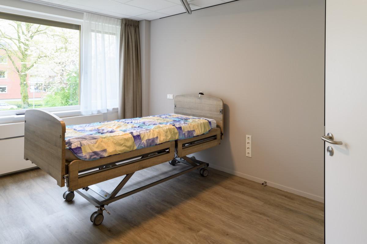 Een slaapkamer in Villa Verde.