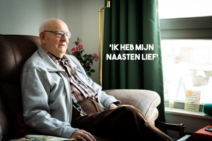 Een interview met de heer Hoeve in het kader van het project Herken, erken en ken mij.